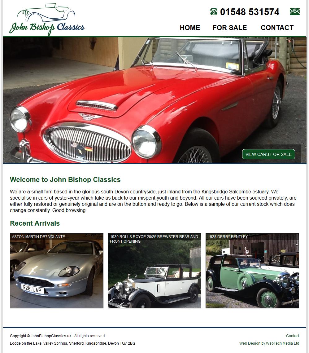 John Bishop Classics